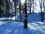 Фотографии с 1-го Чемпионата России по рогейну на лыжах 2011